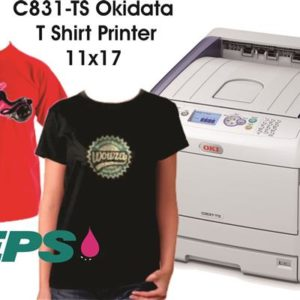 7be7d07a Okidata C831-TS Color 11.6×52″ for Laser Printer to make Heat Transfers