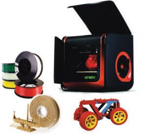 3d Printer and printing supplies